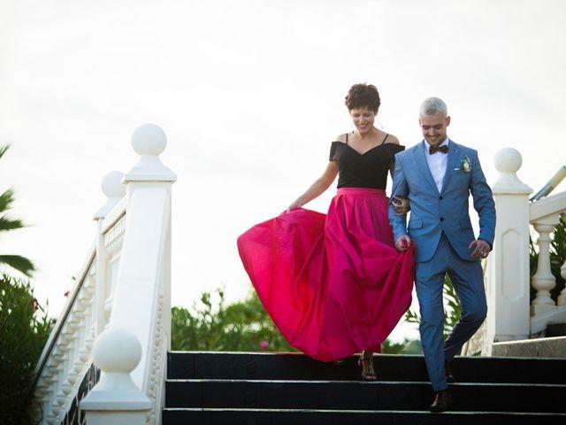 La boda de Vicente y Lai en Chiva, Valencia 64