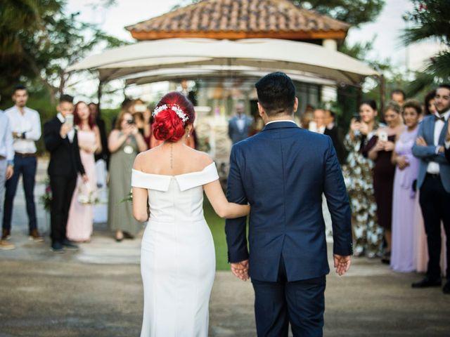 La boda de Vicente y Lai en Chiva, Valencia 67