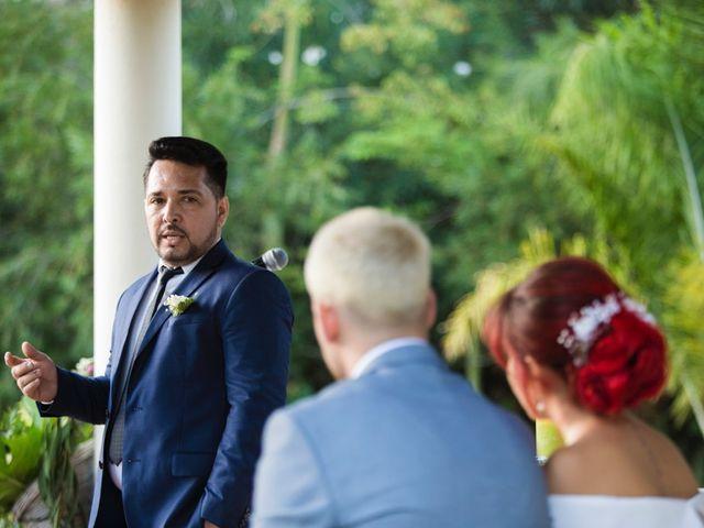 La boda de Vicente y Lai en Chiva, Valencia 71
