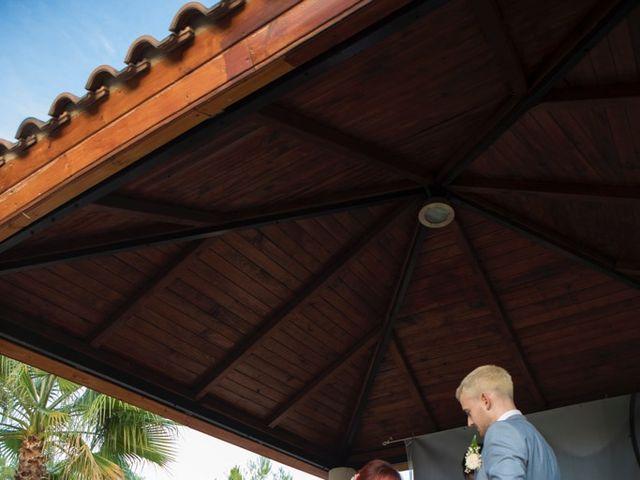 La boda de Vicente y Lai en Chiva, Valencia 75