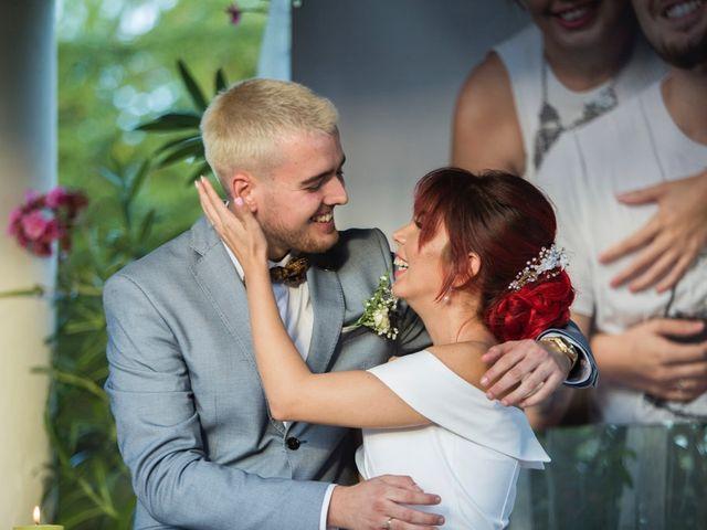 La boda de Vicente y Lai en Chiva, Valencia 78