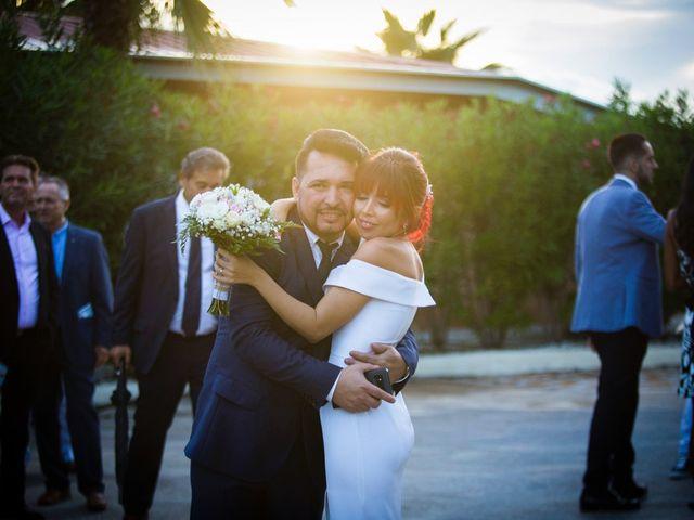 La boda de Vicente y Lai en Chiva, Valencia 79