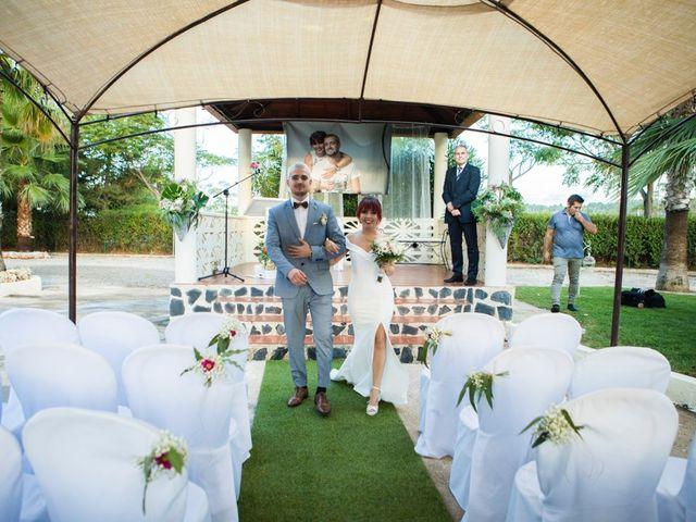 La boda de Vicente y Lai en Chiva, Valencia 80