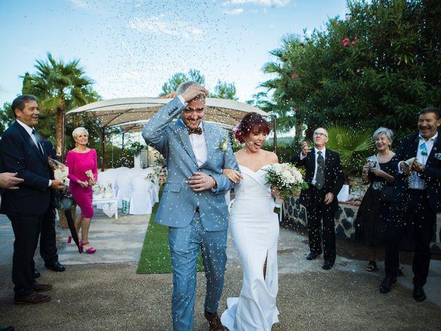 La boda de Vicente y Lai en Chiva, Valencia 81