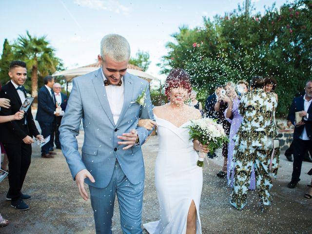 La boda de Vicente y Lai en Chiva, Valencia 82