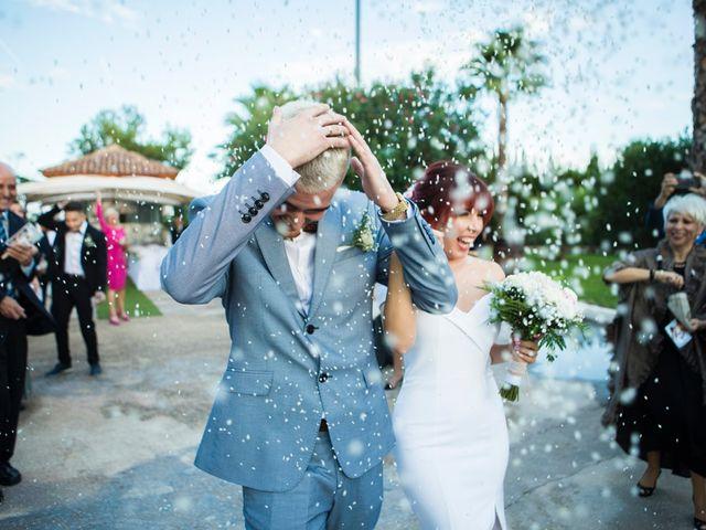La boda de Vicente y Lai en Chiva, Valencia 83