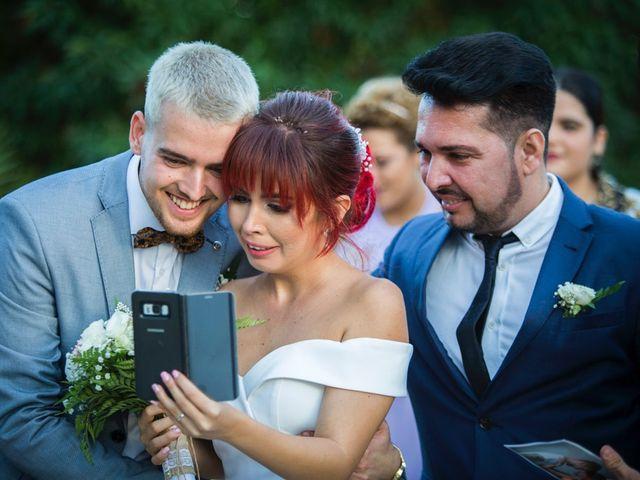 La boda de Vicente y Lai en Chiva, Valencia 84