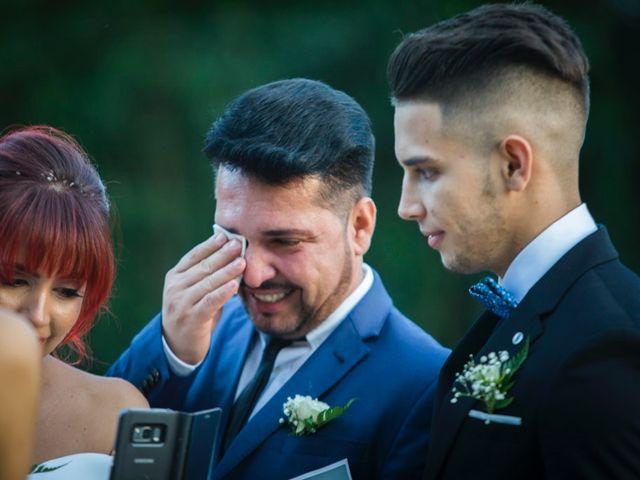 La boda de Vicente y Lai en Chiva, Valencia 85