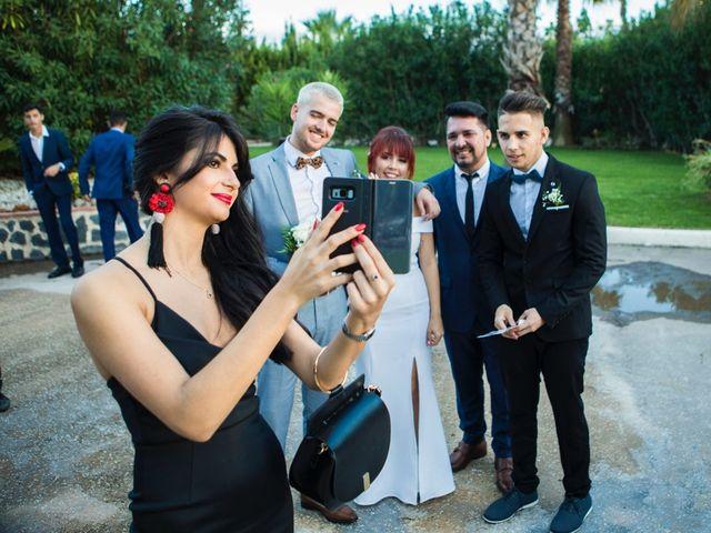 La boda de Vicente y Lai en Chiva, Valencia 86