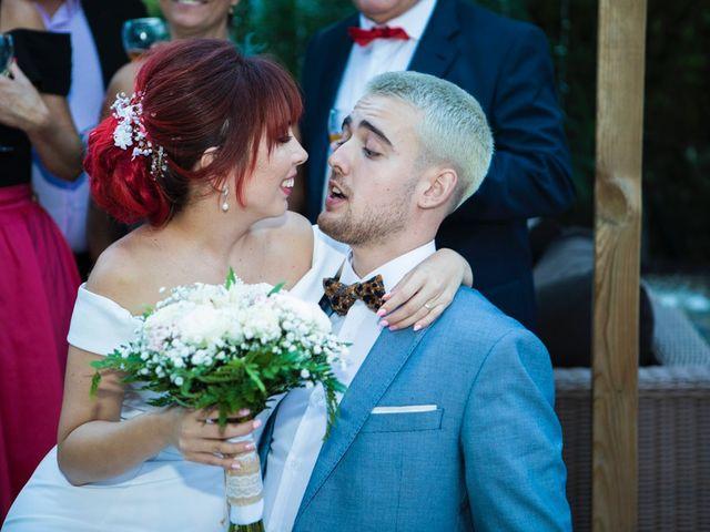 La boda de Vicente y Lai en Chiva, Valencia 91