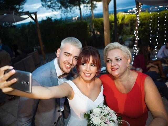 La boda de Vicente y Lai en Chiva, Valencia 93