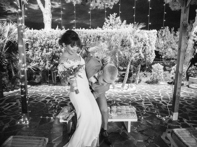 La boda de Vicente y Lai en Chiva, Valencia 97
