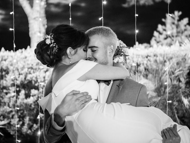 La boda de Vicente y Lai en Chiva, Valencia 98