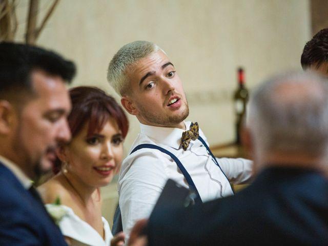La boda de Vicente y Lai en Chiva, Valencia 100