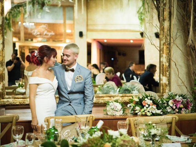 La boda de Vicente y Lai en Chiva, Valencia 106