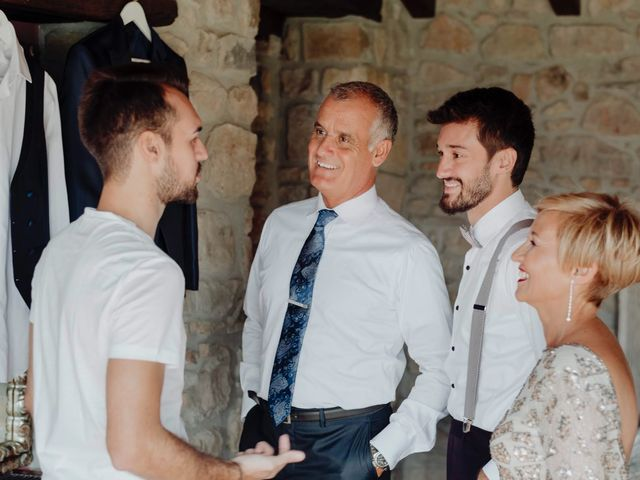 La boda de Marta Vilalta Andrés y Gerard Rosell Balada en Orista, Barcelona 4