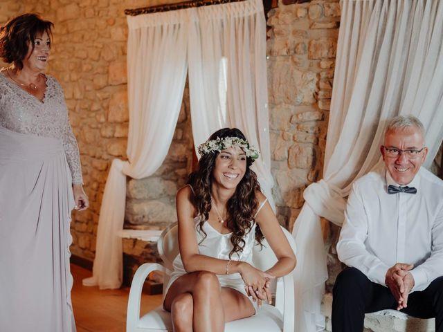 La boda de Marta Vilalta Andrés y Gerard Rosell Balada en Orista, Barcelona 7