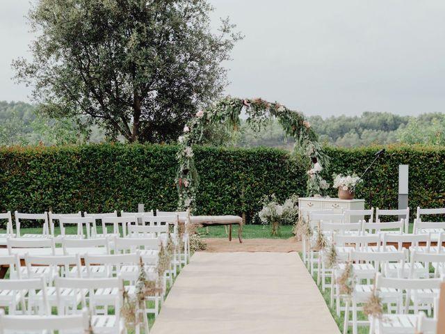 La boda de Marta Vilalta Andrés y Gerard Rosell Balada en Orista, Barcelona 14