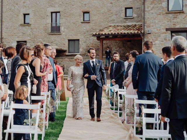 La boda de Marta Vilalta Andrés y Gerard Rosell Balada en Orista, Barcelona 17