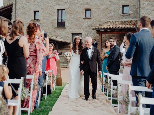 La boda de Marta Vilalta Andrés y Gerard Rosell Balada en Orista, Barcelona 18