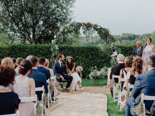La boda de Marta Vilalta Andrés y Gerard Rosell Balada en Orista, Barcelona 19