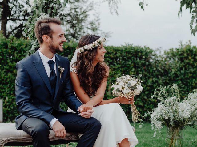 La boda de Marta Vilalta Andrés y Gerard Rosell Balada en Orista, Barcelona 20