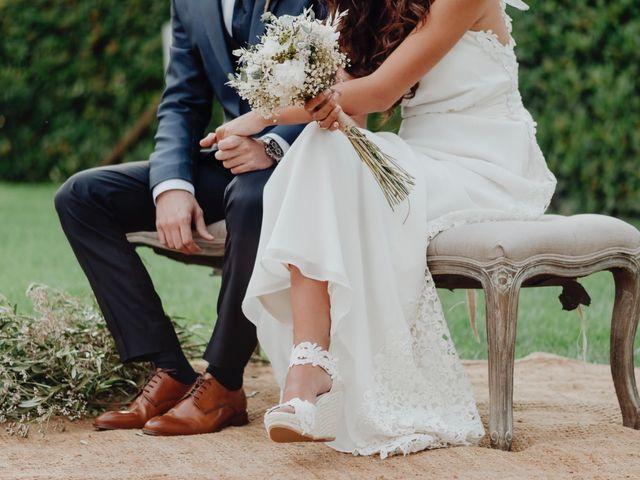 La boda de Marta Vilalta Andrés y Gerard Rosell Balada en Orista, Barcelona 21