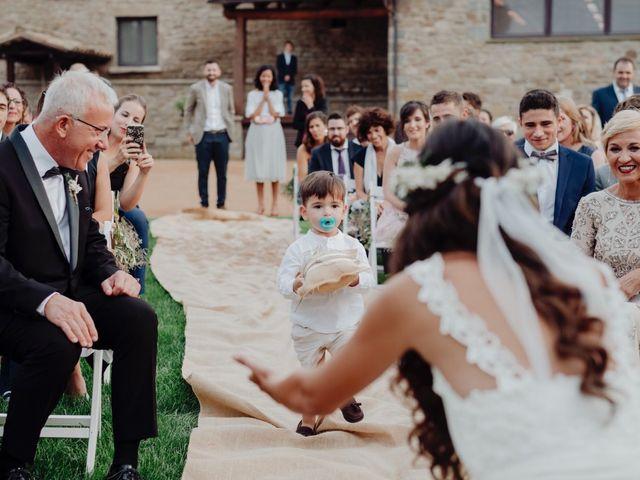 La boda de Marta Vilalta Andrés y Gerard Rosell Balada en Orista, Barcelona 22