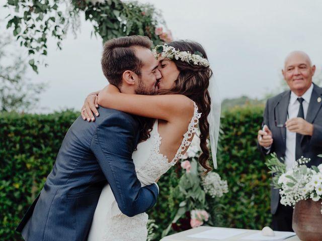 La boda de Marta Vilalta Andrés y Gerard Rosell Balada en Orista, Barcelona 24