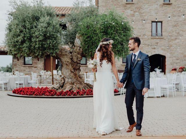 La boda de Marta Vilalta Andrés y Gerard Rosell Balada en Orista, Barcelona 27