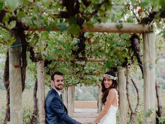 La boda de Marta Vilalta Andrés y Gerard Rosell Balada en Orista, Barcelona 1