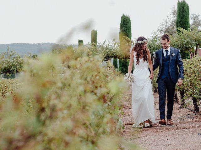 La boda de Marta Vilalta Andrés y Gerard Rosell Balada en Orista, Barcelona 29