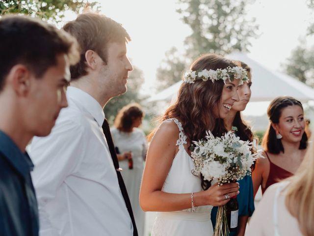 La boda de Marta Vilalta Andrés y Gerard Rosell Balada en Orista, Barcelona 37