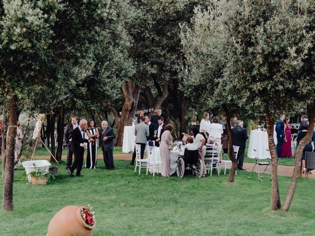 La boda de Marta Vilalta Andrés y Gerard Rosell Balada en Orista, Barcelona 42