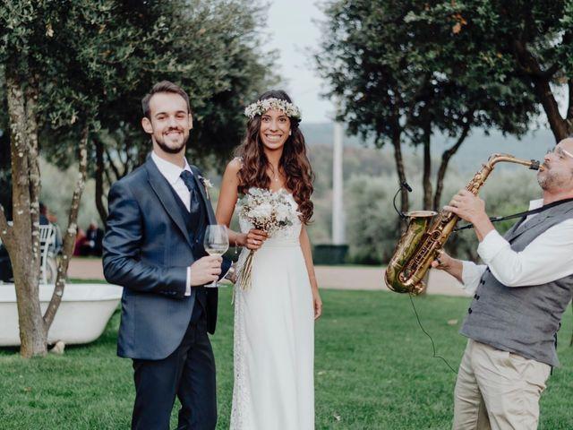 La boda de Marta Vilalta Andrés y Gerard Rosell Balada en Orista, Barcelona 43