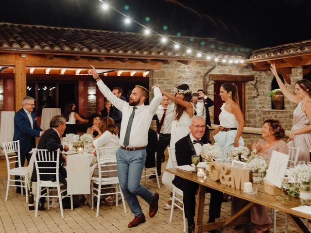 La boda de Marta Vilalta Andrés y Gerard Rosell Balada en Orista, Barcelona 57