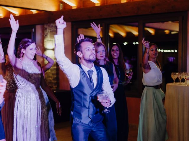 La boda de Marta Vilalta Andrés y Gerard Rosell Balada en Orista, Barcelona 74