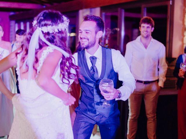La boda de Marta Vilalta Andrés y Gerard Rosell Balada en Orista, Barcelona 78