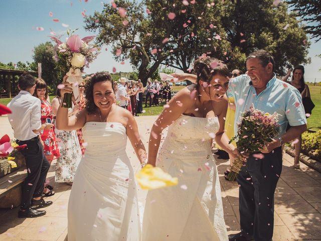 La boda de Annaïs y Jenny en Estanyol, Girona 30