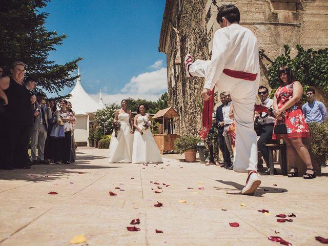 La boda de Annaïs y Jenny en Estanyol, Girona 31