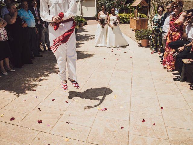 La boda de Annaïs y Jenny en Estanyol, Girona 32