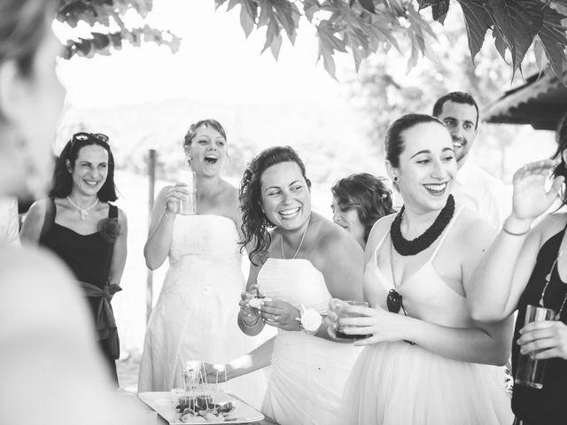 La boda de Annaïs y Jenny en Estanyol, Girona 37