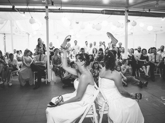 La boda de Annaïs y Jenny en Estanyol, Girona 44