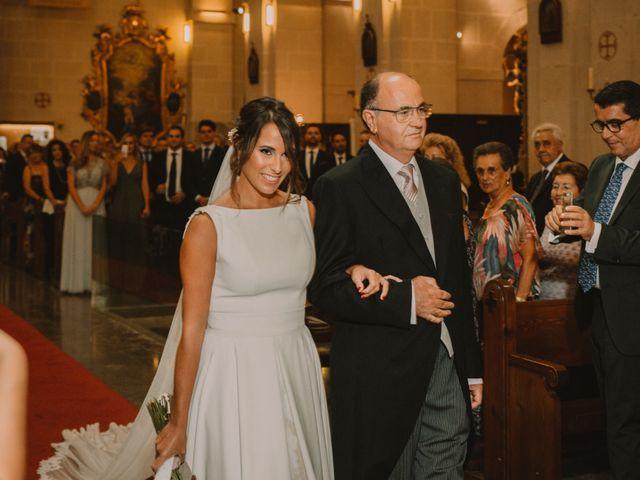 La boda de Beni y Noemi en Alacant/alicante, Alicante 33