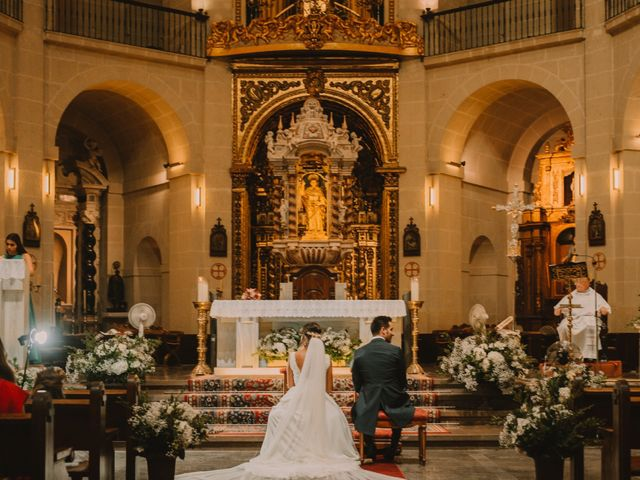 La boda de Beni y Noemi en Alacant/alicante, Alicante 37