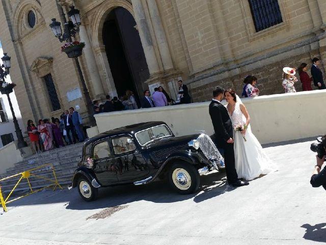 La boda de Dioni y Almudena en Chiclana De La Frontera, Cádiz 6