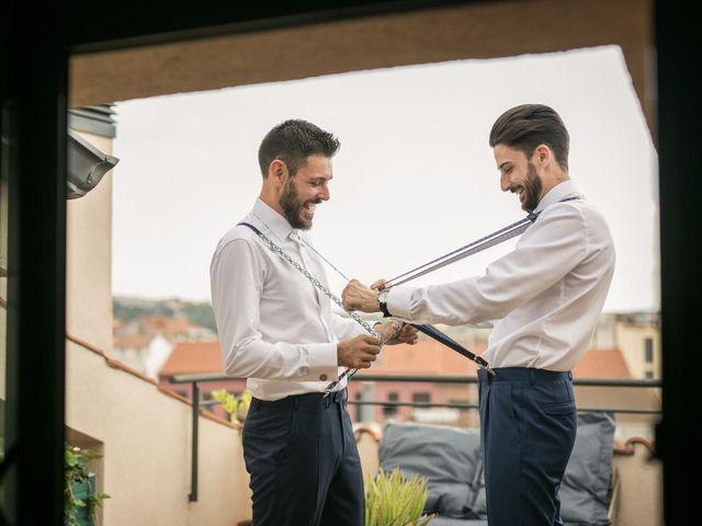 La boda de David y Lola en Caldes De Montbui, Barcelona 3
