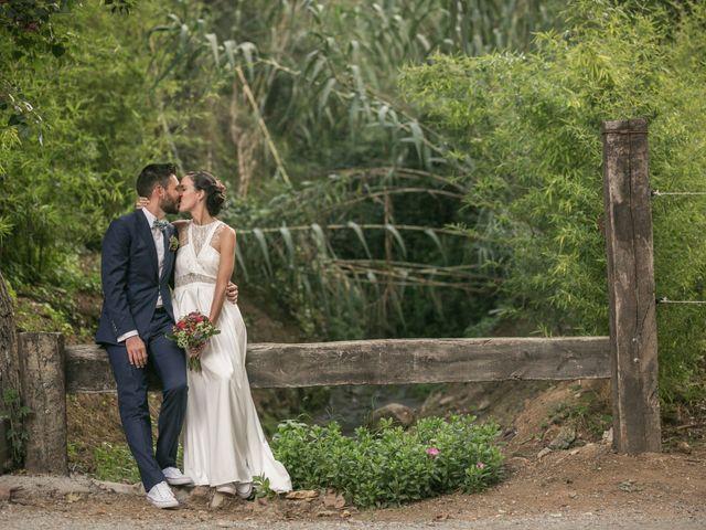 La boda de David y Lola en Caldes De Montbui, Barcelona 9