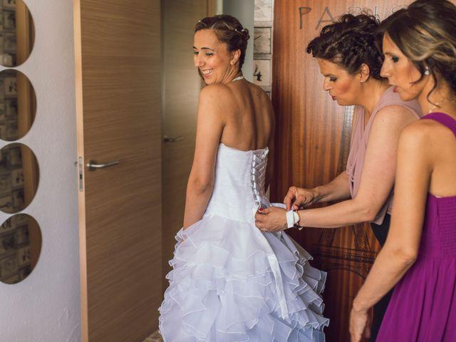 La boda de Hugo y Mari Carmen en Alcover, Tarragona 8