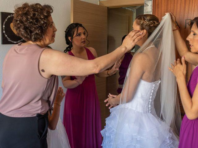 La boda de Hugo y Mari Carmen en Alcover, Tarragona 12